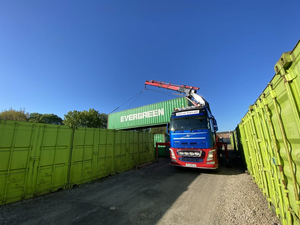 Container Moving and Hire