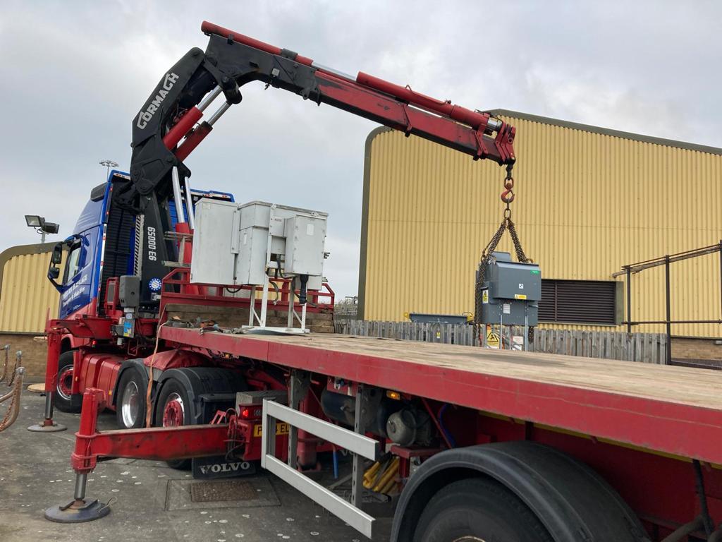 Crane Hire North East | Contract Lift